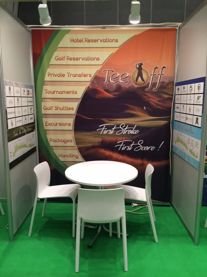 Another successful IGTM for TeeOff Travel at Tenerife
